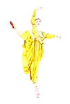 Water-colour painting from the ballet Juliet - click for more paintings