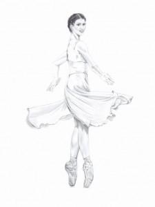 Ballet Drawings