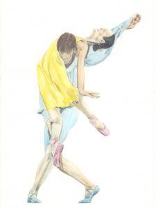 Romeo & Juliet Painting
